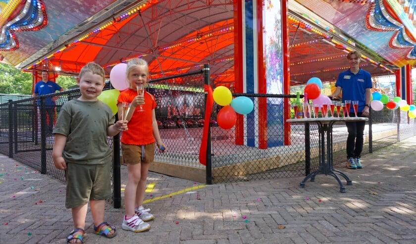 Attractiepark DippieDoe opent nieuwe attractie: Dollybots.