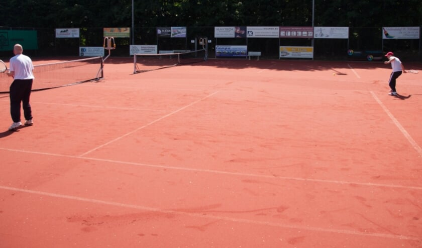 Tennis bij ATV Amerongen