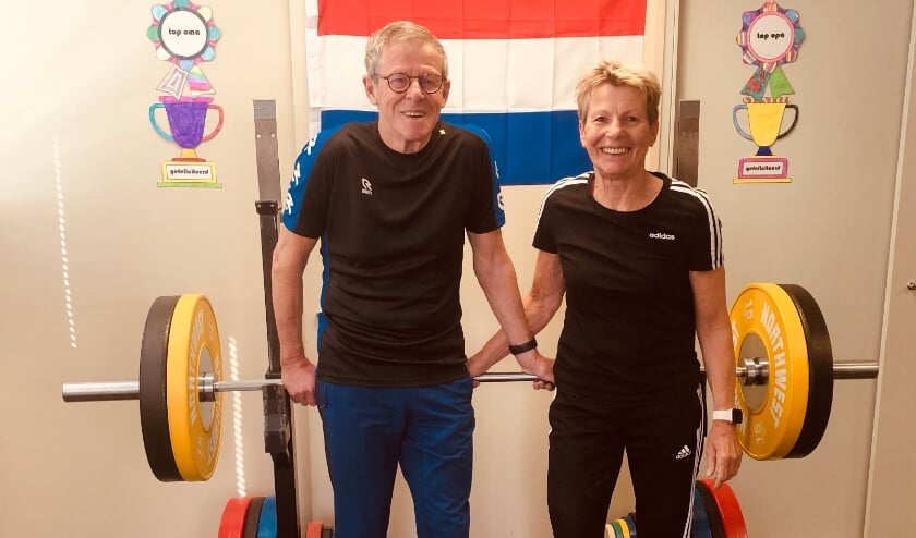 Henk van Woerkom en Maria Berendsen