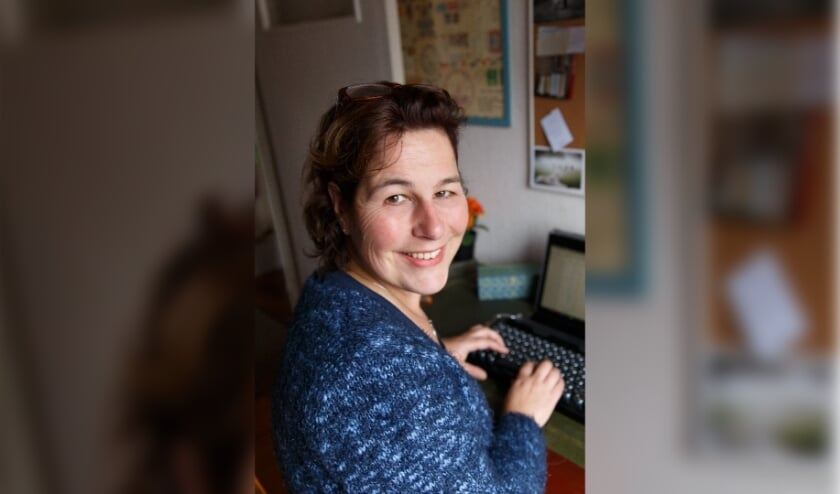 auteur Saskia Oudshoorn