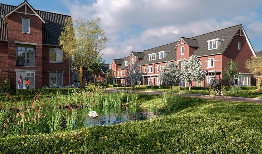 <p>Synchroon start met verkoop Westvaartpark in Hazerswoude.</p>
