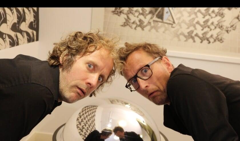 <p>Ronald Snijders & Pieter Jouke</p>
