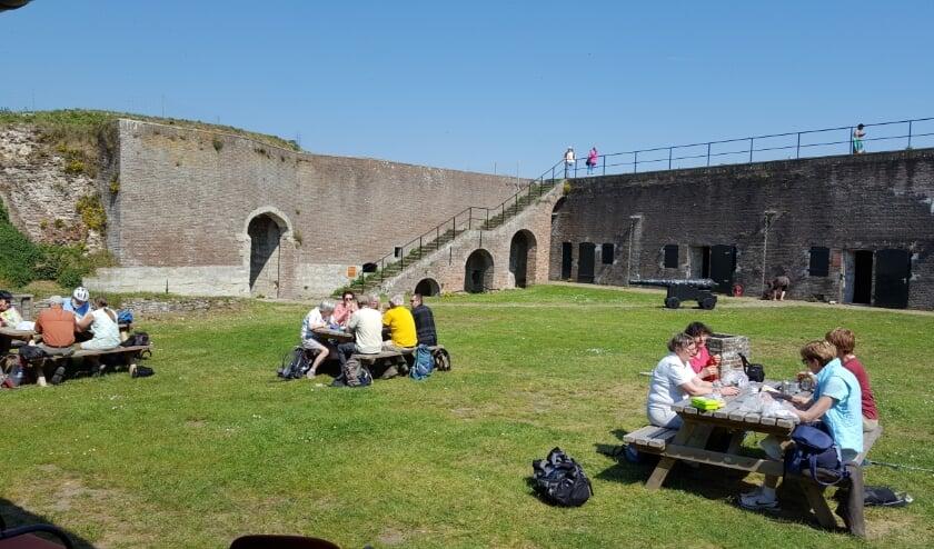 <p>Fort Rammekens gaat weer open voor publiek.</p>