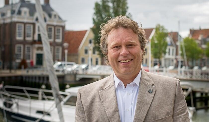 Jules Dutrieux neemt 10 juni afscheid als directeur van Welzijn Ermelo.