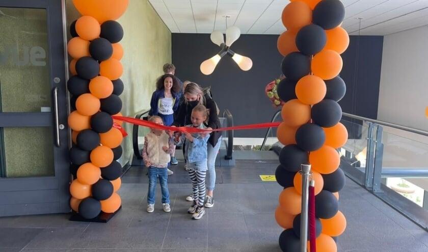 <p>Lotte Herbrink opent Vue Deventer - fotocredit Devlin Hendriks</p>