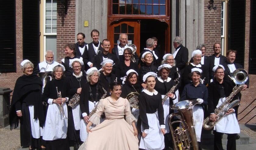 het orkest van de WAMV