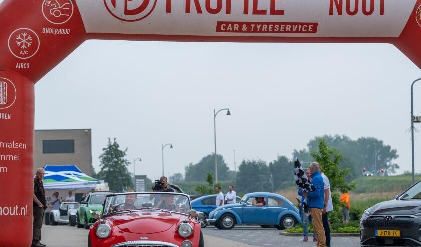 <p>De speciale drive-thru editie van GO!Wheels, zonder publiek en de helft van het aantal equipes, zamelde 10.000 euro in voor Stichting BIO vakantieoord in Arnhem.</p>